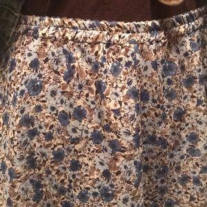 CWC Reversible Maxi Circle Skirt